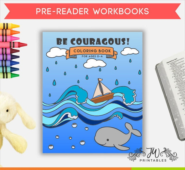 CLEARANCE: Pre-Reader Convention Workbook | JW Gifts | Kids