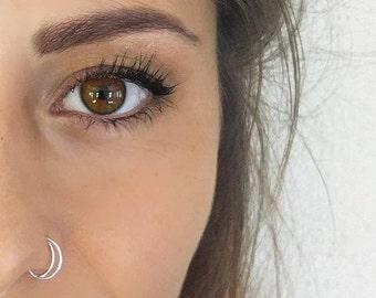 Stud Vs Ring Nose Piercing