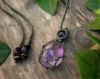 Crystal Stone Pendants