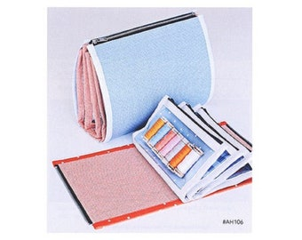 Booklet Pouch- Sewing Pattern Aneela Hoey #AH106
