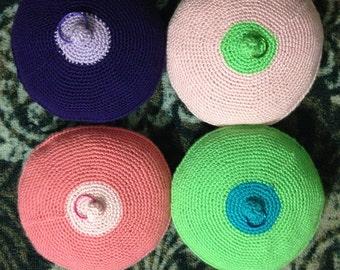 Alienesque boob pillows