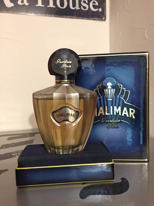 Shalimar Guerlain Annes Folles Eau De Parfum 75 Ml Limited Etsy 90ml Image 0