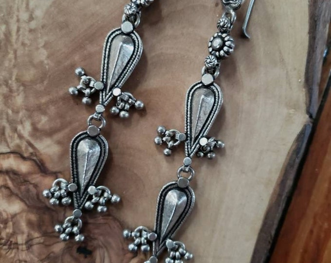 Sterling Silver Extra Long Dangles
