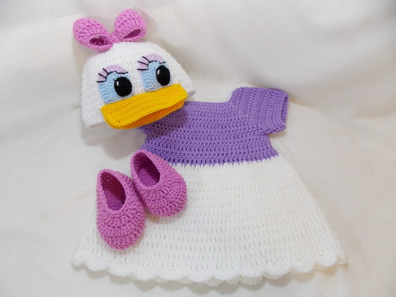 19b0c3a3f5b Daisy Duck Inspired Costume Daisy Duck Hat  Daisy Duck Costume