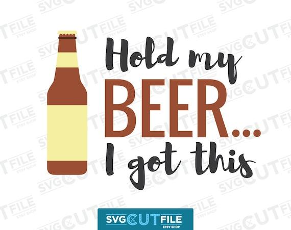 Mein Bier Svg Alkohol Trinken Clipart Zu Halten Immer Etsy