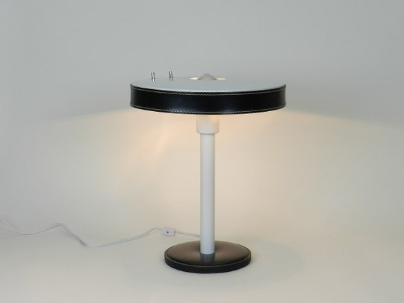 jacques adnet lampe etsy. Black Bedroom Furniture Sets. Home Design Ideas
