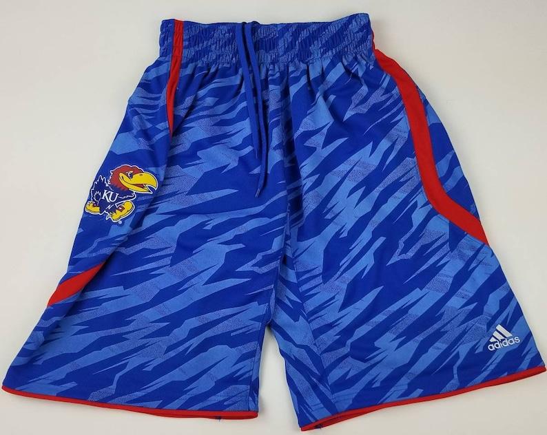 9adc70050 University of Kansas Jayhawks KU Custom Impact Camo Blue NCAA