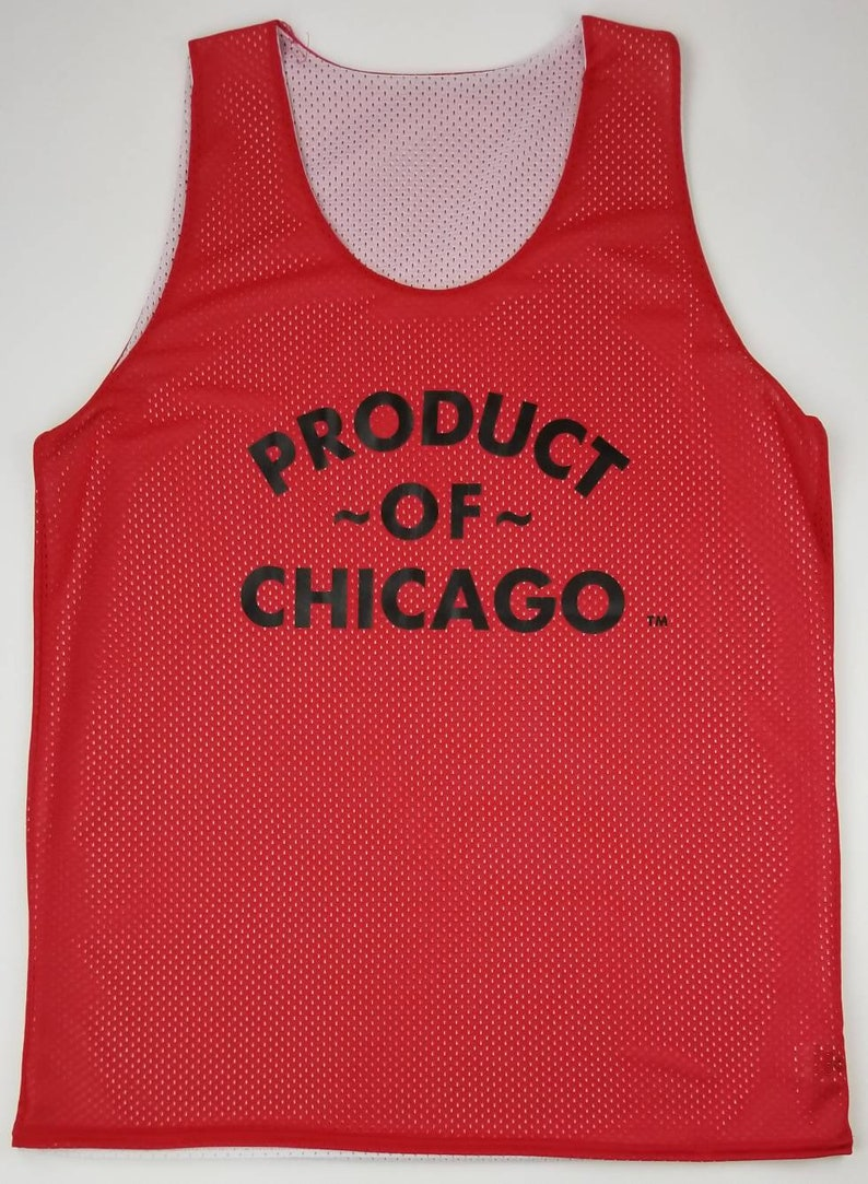9631bbd5aefb NEW Original Product of Chicago Bulls Colorway Red