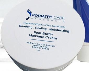 Foot Butter Massage Cream
