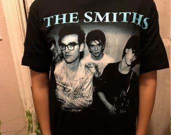 The Smiths Blue Letters TShirt