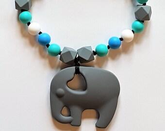 Elephant  Baby Wearing Clip