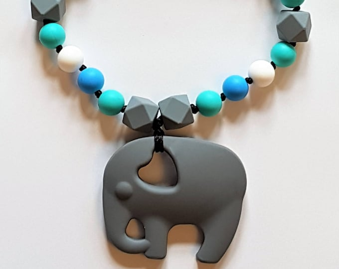 Elephant  Baby Wearing Clip