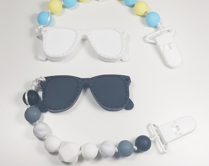 Sunglasses Teething Clip