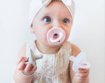 PATpat: 2-in-1 Pacifier and Teether