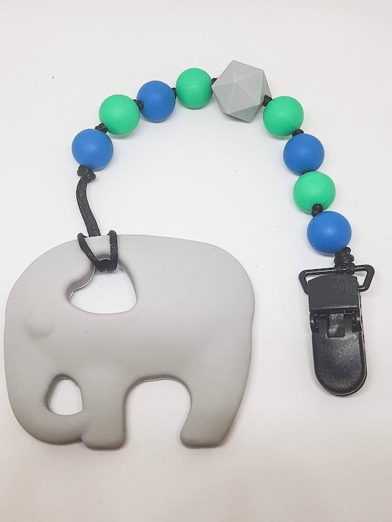 Elephant Chewie Clip