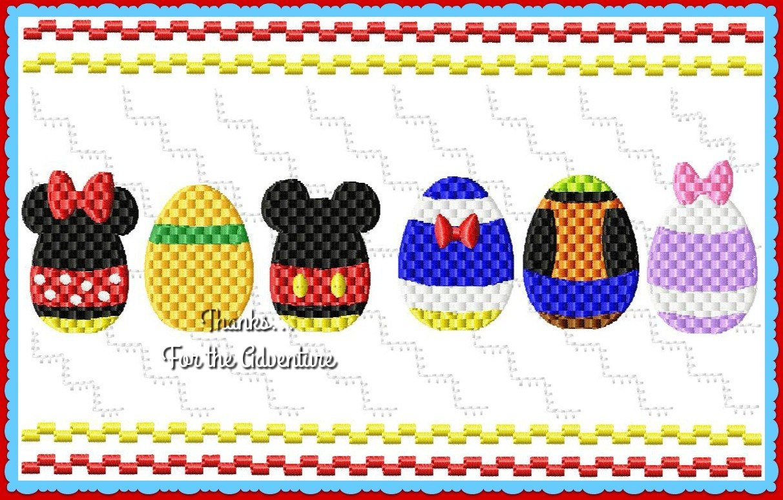 Huevos de Pascuas Mickey Mouse Clubhouse Minnie Pluto Donald | Etsy