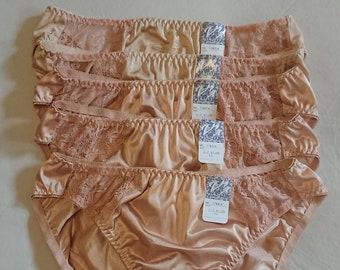 b60e5c3a0 5 x Silky Bikini Panties from Japan (size 16 Aus UK   8 US)