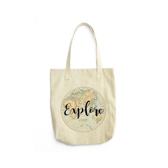 Eco Friendly Tote Bag —