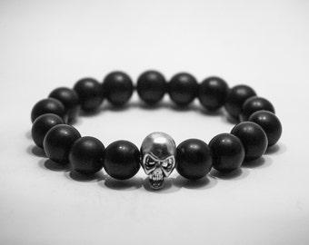 Skull bracelet / Bracelet Pk06 Skull