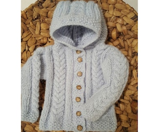 ee267cdcd Toddler knit sweater