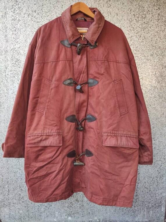 Vintage Baracuta long Jacket