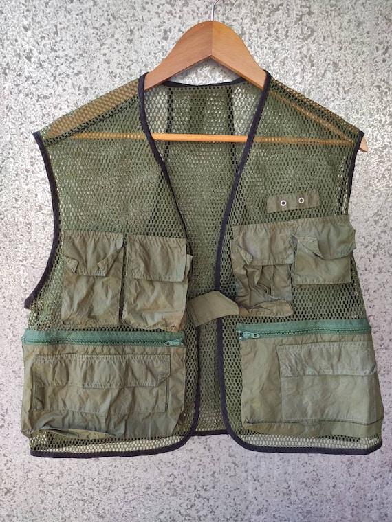 Vintage 50s Vintage Orvis fishing vest