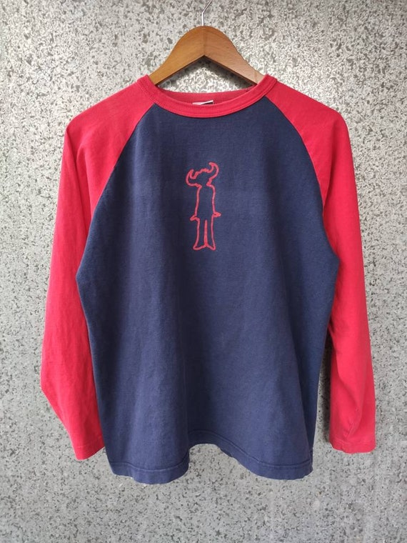Vintage Jamiroquai x Levis long sleeve t shirt