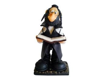 Jewish handmade figurine, Jewish Art