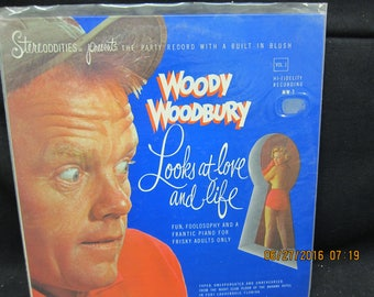 Woody Woodbury Looks at Love and Life Vol 1 - Stereoddities