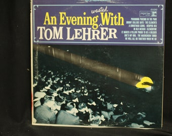 An Evening Wasted with Tom Lehrer - Reprise Records