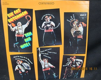 Six Fat Dutchmen Ten Fat Hits - Pickwick Records