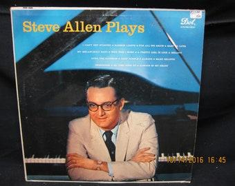 Steve Allen Plays- Dot Records  1963