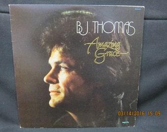 "B.J. Thomas ""Amazing Grace"" - Myrrh Records (1981)"