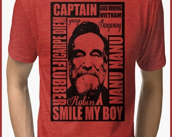 Robin Williams   Tri-blend T-Shirt