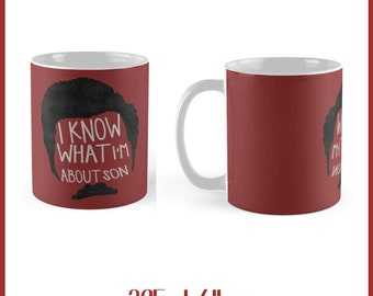 Parks and recreaion Ron swanson   325ml Mug