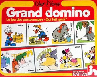 Game domino Walt Disney