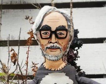 My Neighbor Hayao Miyazaki, Art Doll, Figure, Objet