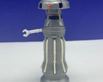 Vintage Original Star Wars Empire Strikes Back Loose FX-7 Action Figure By Kenner Made In Hong Kong From 1980 Medical Droid