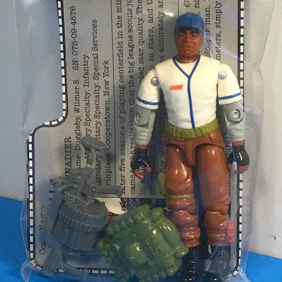 GI Joe Weapon Spirit Web Belt 1984 Original Figure Accessory