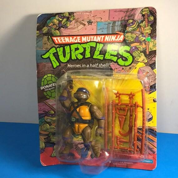 Teenage Mutant Ninja Turtles 1988 véhicule accessoire CHOIX!!!