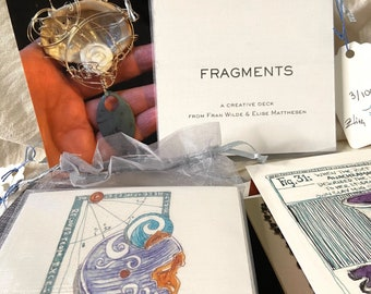 FRAGMENTS - A Creative Deck from Fran Wilde & Elise Matthesen