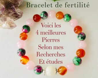 Bracelet Fertility Maternity Trio Bracelet Fertility Jewelry Fertility Maternity Jewelry Strengthen Female Reproductive System