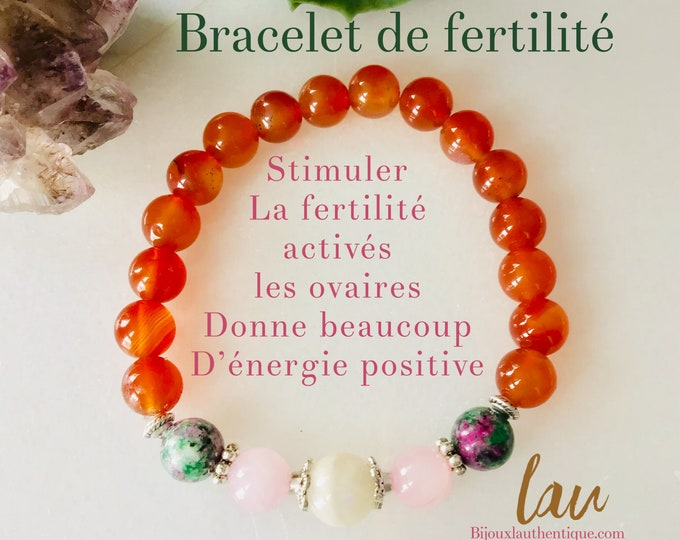Bracelet Fertility Maternity Trio Bracelet Fertility Jewelry Fertility Maternity Jewelry Strengthen Female Reproductive System