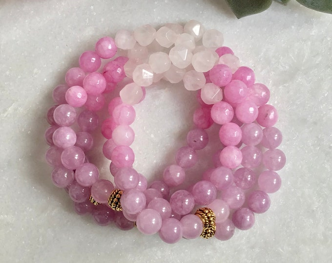 Gemstone, quartz, pink, store jewellery, jewellery gemstone,