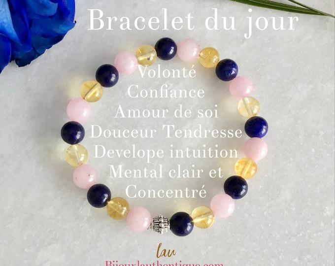 Citrine Bracelet, Citrine Bracelet, Citrine Grade A, Citrine, Clear Quartz Yellow Bracelet, Bohemian Bracelet, Confidence Bracelet, Bracelet