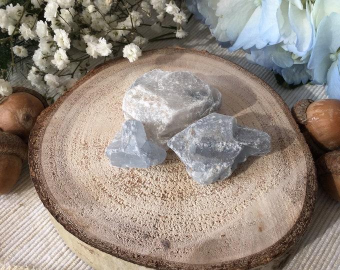 Stone Celestine brute lithotherapie