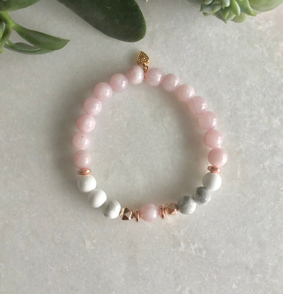 Kit Kunzite pink bracelet, kunzite rainbow jewelry bracelet kunzite lilac, jewelry boho chic kunzite bracelet benefits Mala