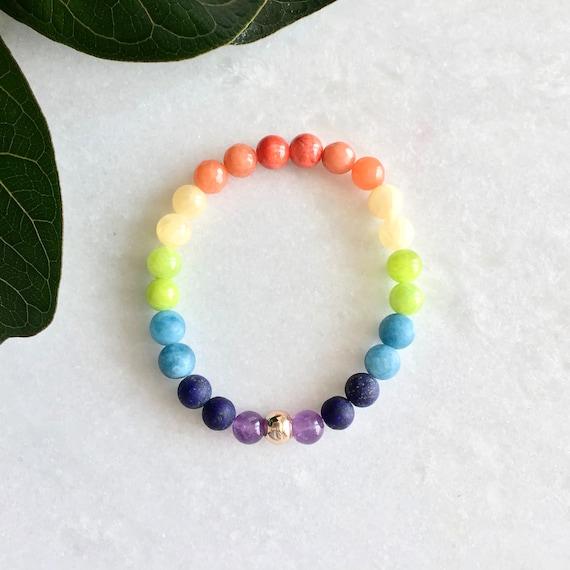 Rambow bracelet