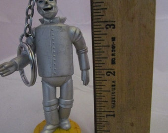 Wizard ofOz 1987 Presents Tinman Key Chain
