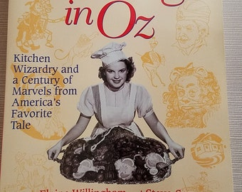 Wizard of Oz -Cooking in Oz